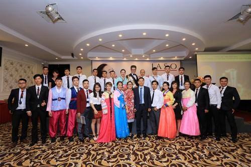 hội nghị khách hàng thương hiệu iaso
